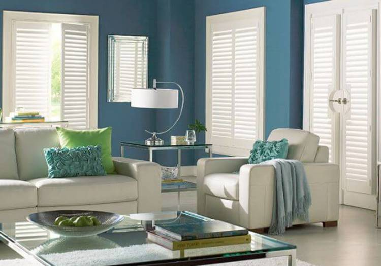 Warm Winter Shutters
